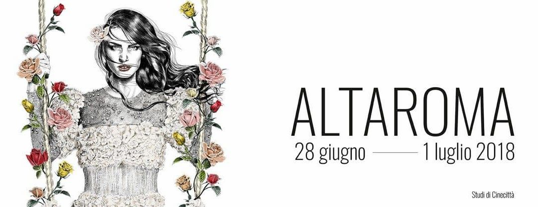 Altaroma arriva a Cinecittà per celebrare il legame tra cinema e moda