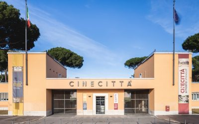 ACTION!  TIME TO DREAM AGAIN:  CINECITTÀ RE-OPENS TO THE PUBLIC
