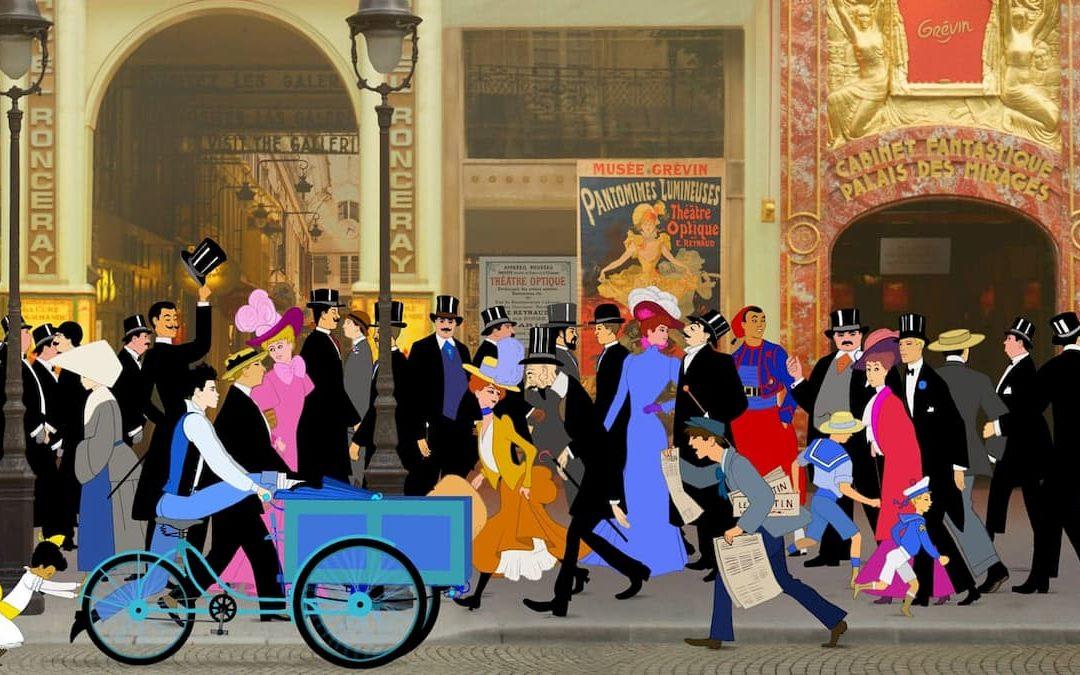 A Cinecittà arrivano la piccola Dilili e l'orchestra giovanile del CesMI