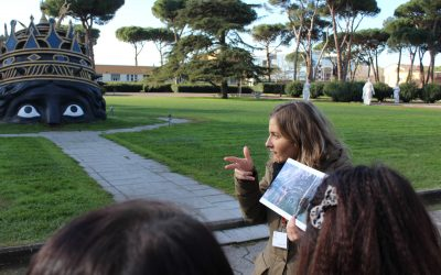 Insegnare Cinecittà: Guided Tours and Workshops In Lis (Italian Sign Language)