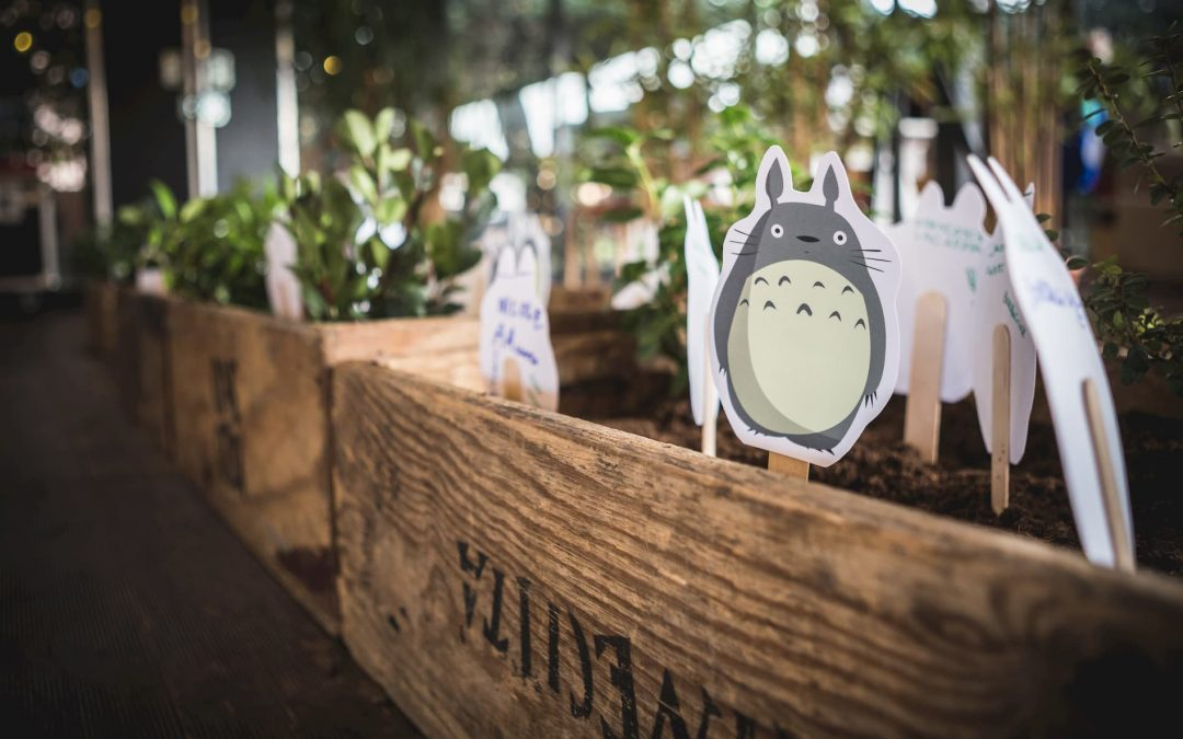 Totoro arriva a Cinecittà