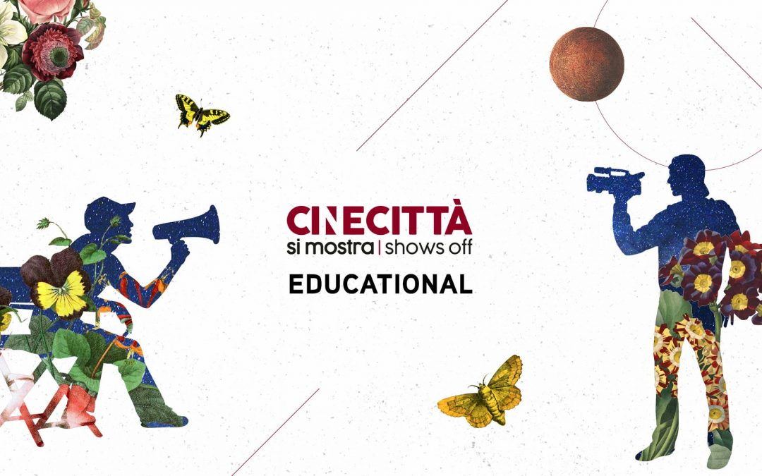 Cinecittà incontra gli insegnanti per l'a.s. 2018/2019