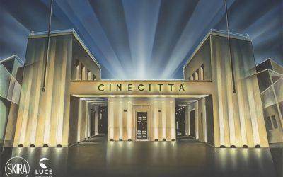 Cinecittà – Un patrimonio aperto: gli Studios raccontati in un libro