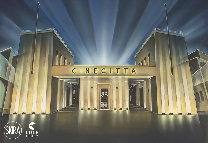 Istituto Luce Cinecittà dedica un ampio volume al luogo il cui nome in tutto il mondo è sinonimo di grande cinema