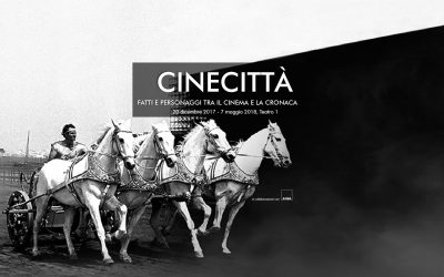 CINECITTÀ, events and people, from cinema and the news