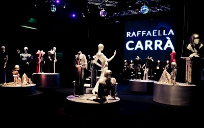 Iconoclasts –  the style of Raffaella Carrà in the work of costumers and designers