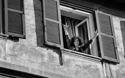 Prove di Libertà di Riccardo Ghilardi-Il lockdown del cinema italiano