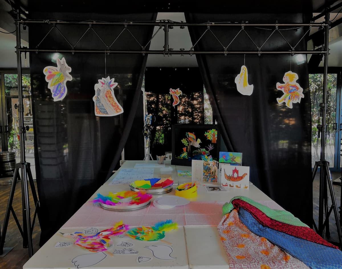 In occasione del centenario della nascita del grande Emanuele Luzzati, un'attività dedicata ad un classico dell'animazione di tutti i tempi, frutto della collaborazione del grande artista e scenografo con il regista Giulio Gianini
