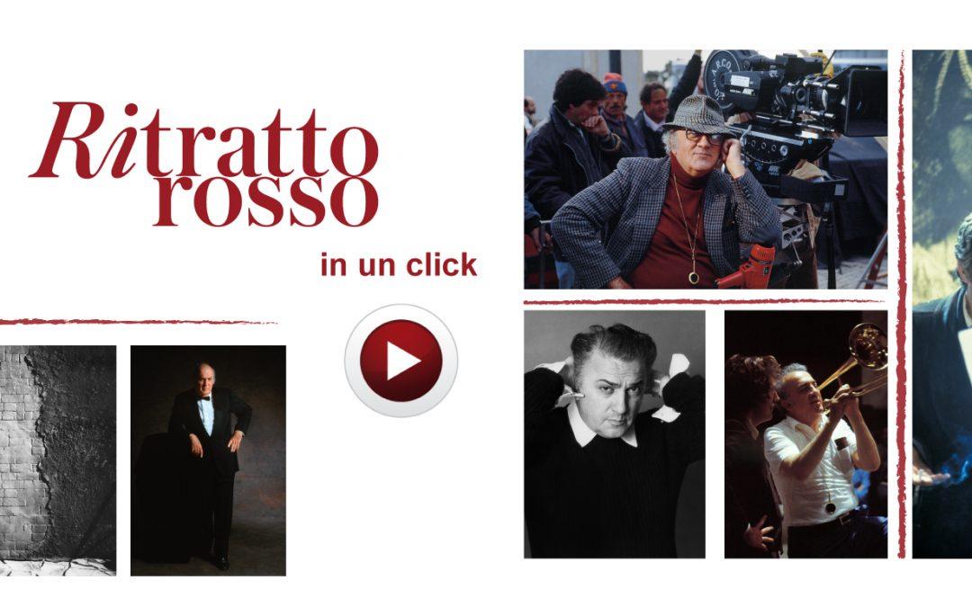 Un ciclo di narrazioni digitali per condurre il pubblico alla scoperta del magico rapporto tra Federico Fellini ed Elisabetta Catalano.
