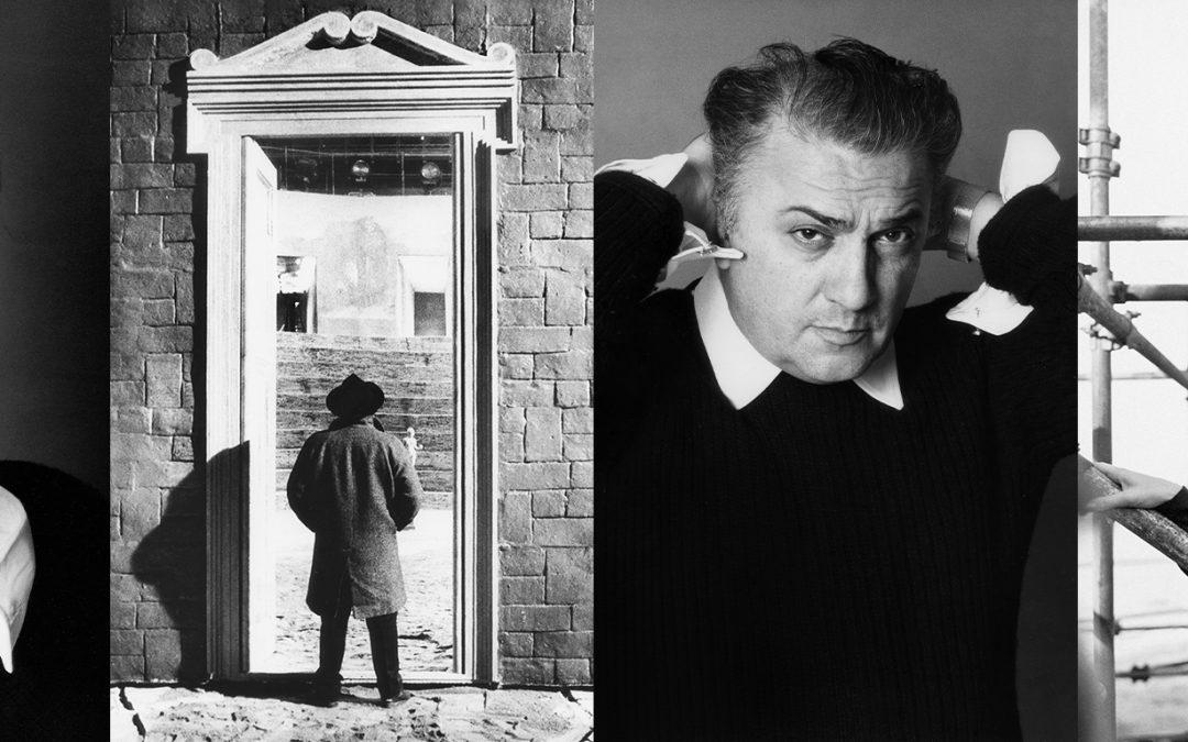 Ri-tratto rosso – Elisabetta Catalano guarda Federico Fellini', una grande mostra fotografica e multimediale dedicata al regista riminese, a coronamento degli omaggi per il suo Centenario